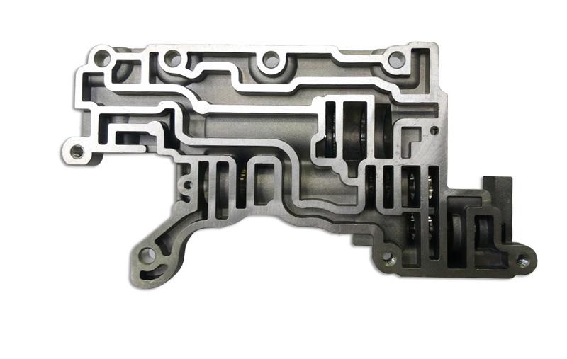 自动变速器阀体